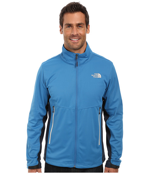 The North Face - Cipher Hybrid Jacket (Heron Blue/Outer Space Blue) Men