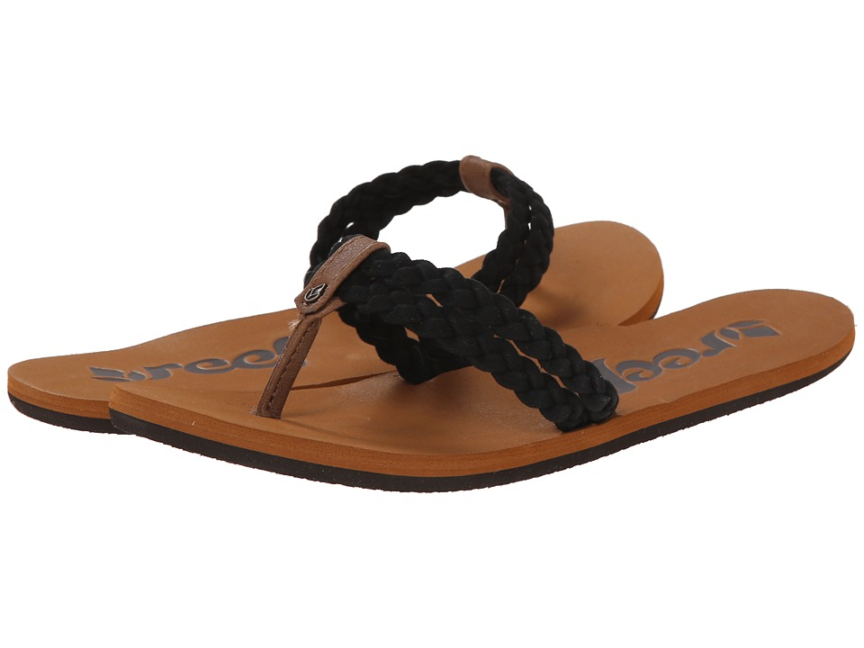 Reef - Twisted Sky (Black) Women's Sandals