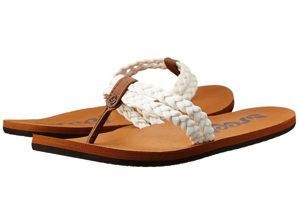 Reef - Twisted Sky (Cream) Women's Sandals