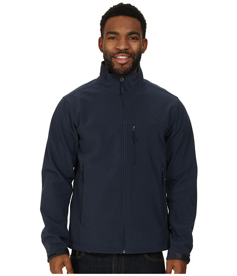 The North Face - Apex Bionic Jacket (Outer Space Blue/Outer Space Blue) Men's Coat