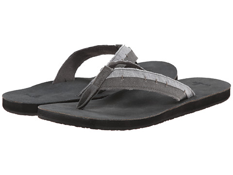 Sanuk - Dr. Fray (Coal) Men's Sandals