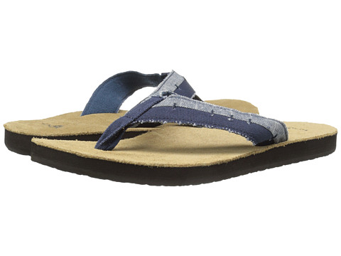 Sanuk - Dr. Fray (Slate Blue) Men