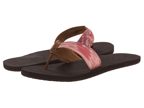 Reef - We Heart Scrunch (Brown/Pink) Women