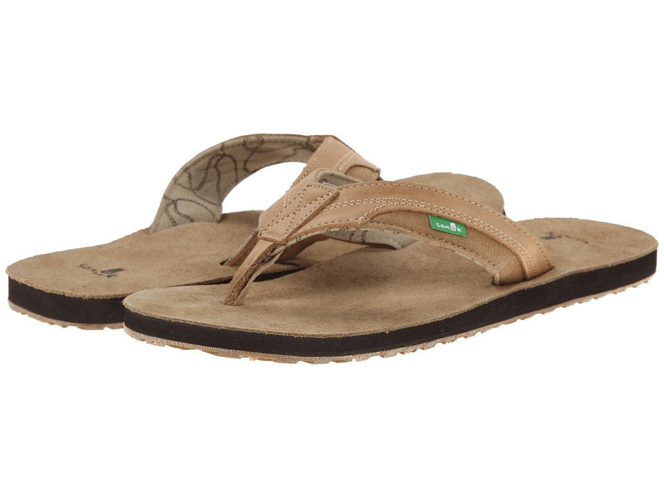 Sanuk - Sheriff (Tan) Men's Sandals