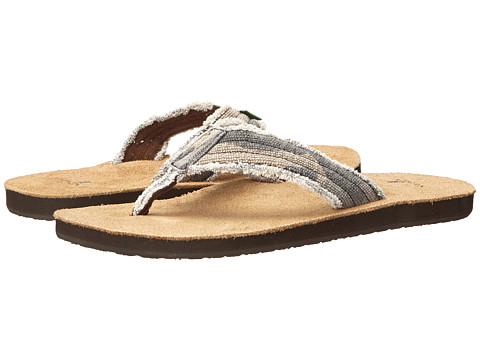 Sanuk - Fraid Not (Washed Camo) Men