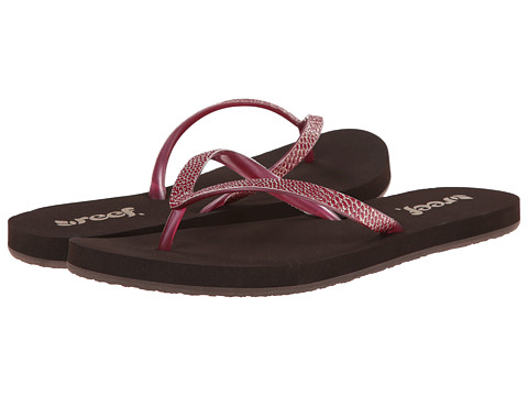 Reef - Stargazer Sassy (Brown/Berry) Women's Sandals