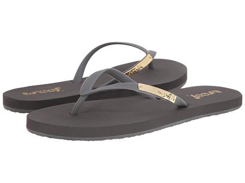 Reef - Glam (Grey) Women's Sandals