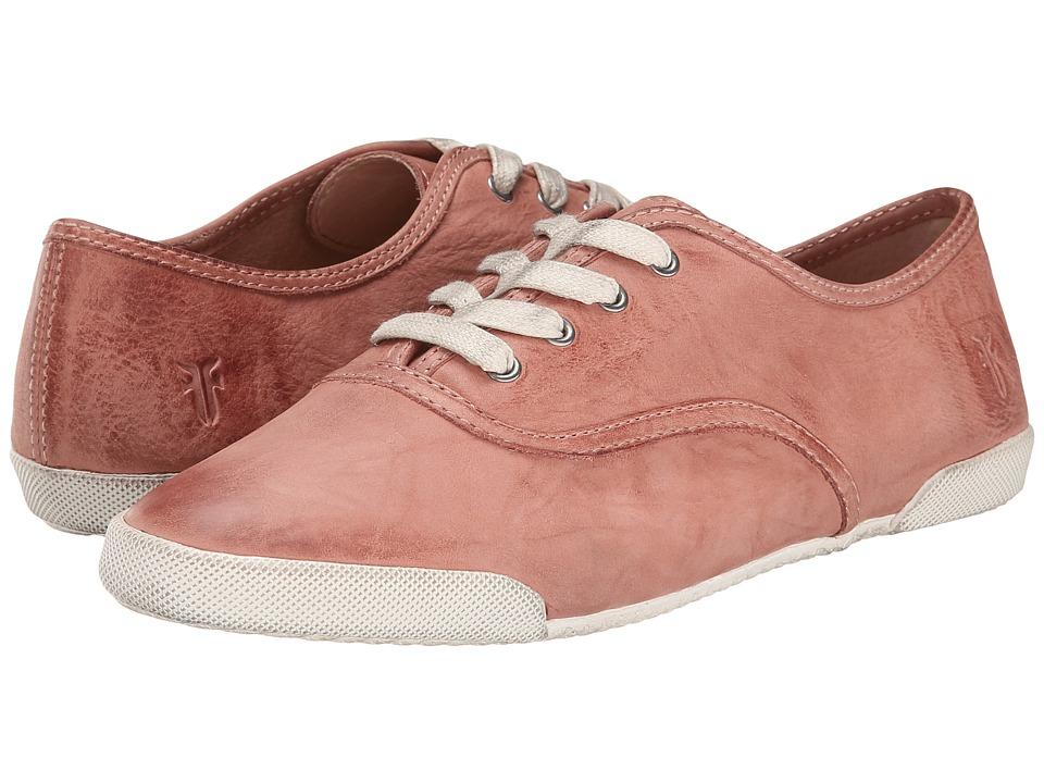 Frye - Melanie Low (Dusty Rose Buffed Nubuck) Women's Lace up casual Shoes