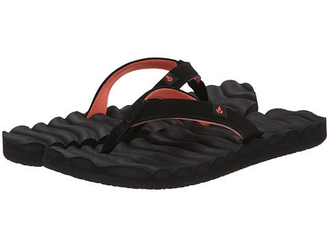 Reef - Super Swell (Black) Women's Sandals
