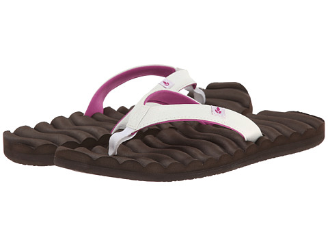 Reef - Super Swell (Brown/Berry) Women