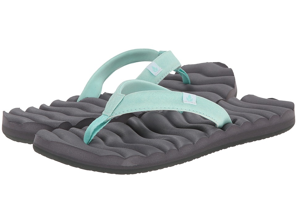 Reef - Super Swell (Grey) Women's Sandals