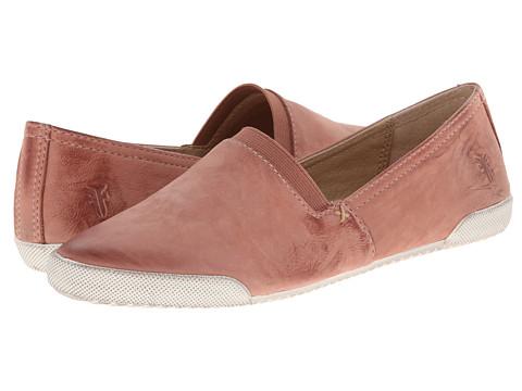 Frye - Melanie Slip On (Dusty Rose Buffed Nubuck) Women's Slip on Shoes
