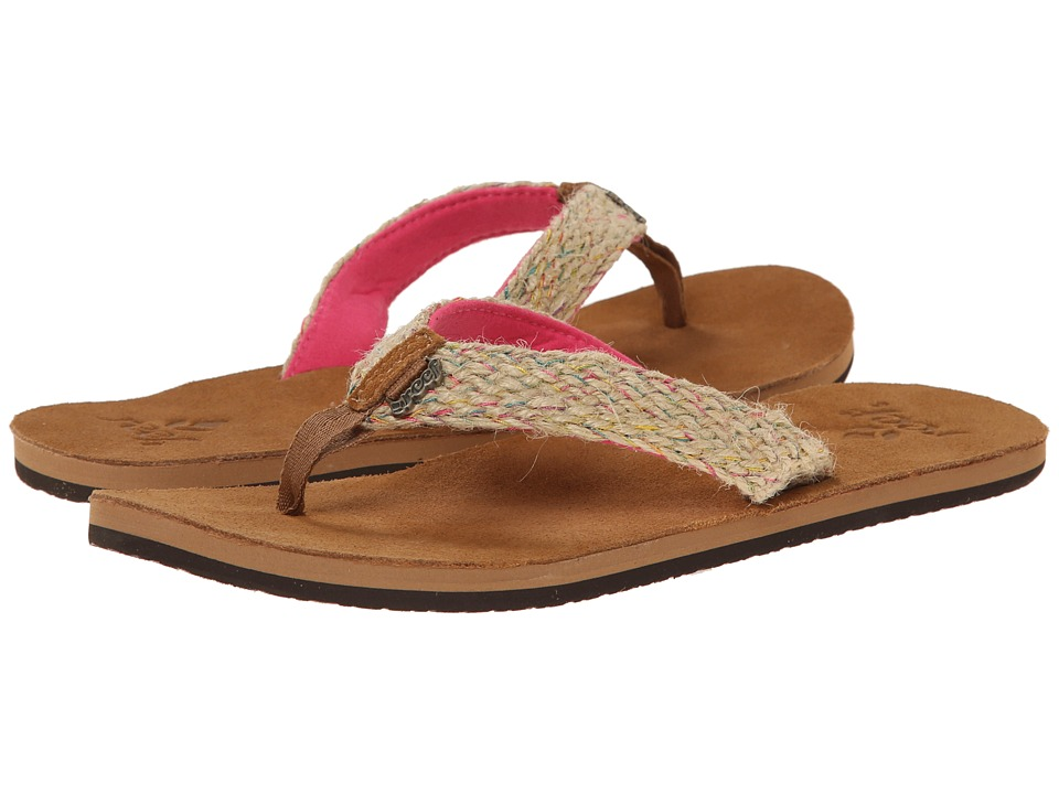 Reef - Gypsyhope (Pink) Women's Sandals