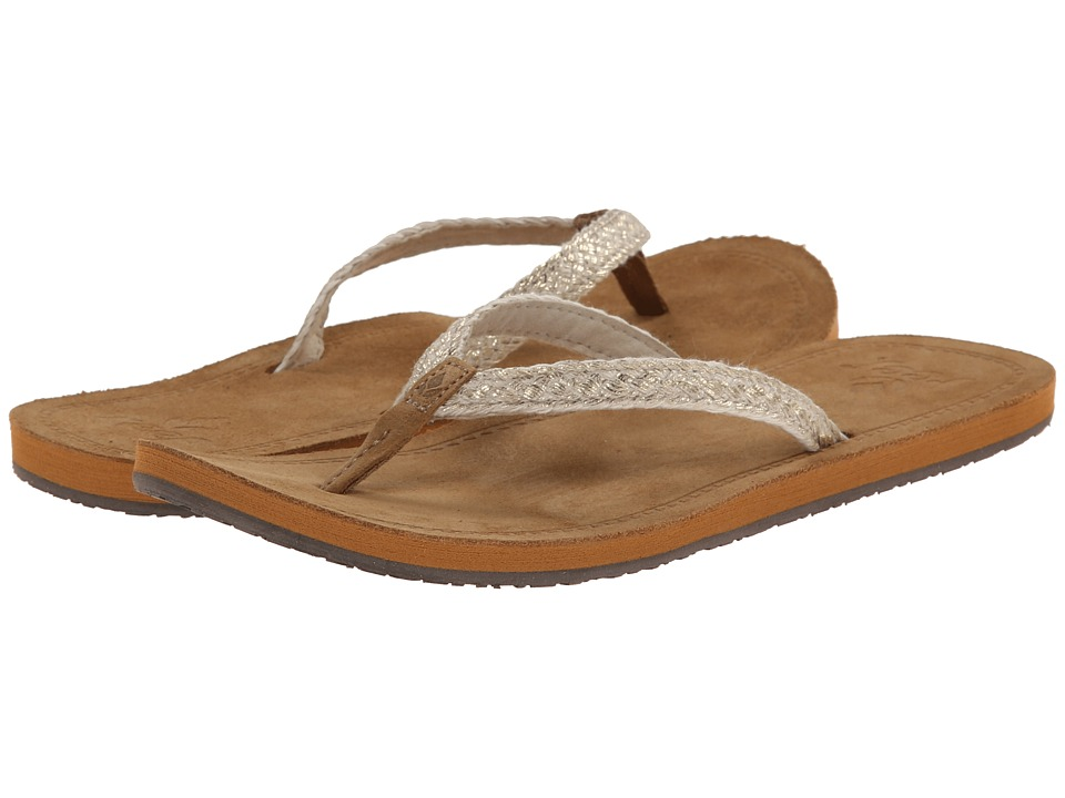 Reef Gypsy Macrame LX (Metallic) Women