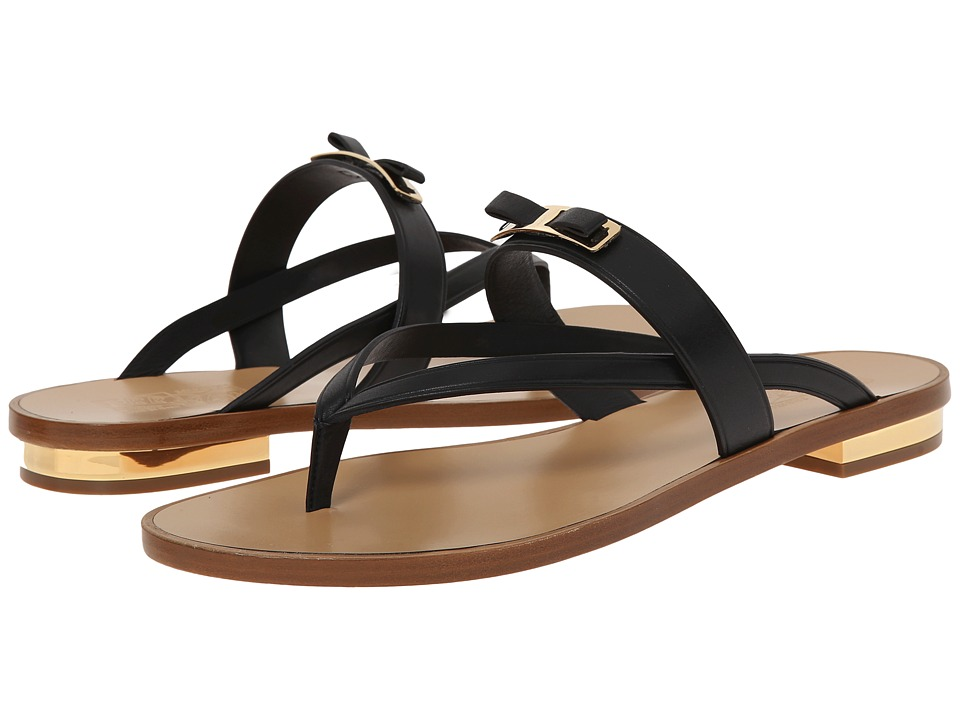Salvatore Ferragamo - Mare (Nero) Women's Sandals