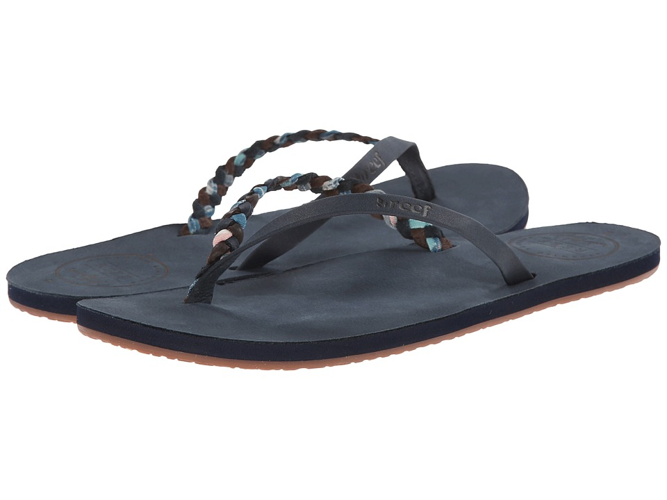 Reef - Premium Twyst (Blue) Women's Sandals
