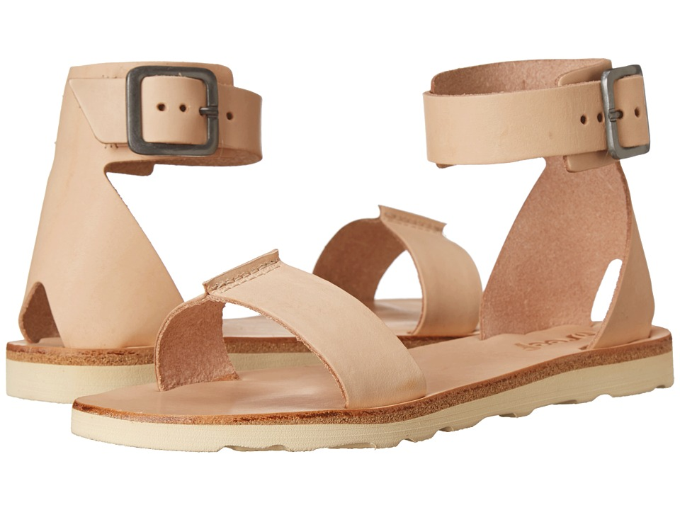 Reef - Voyage (Natural) Women's Sandals