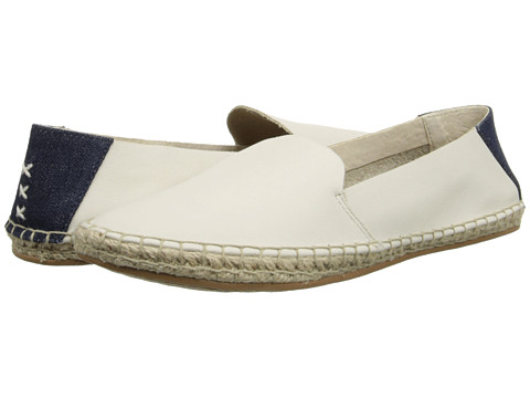 Reef - Shaded Summer ES (Cream) Women's Flat Shoes