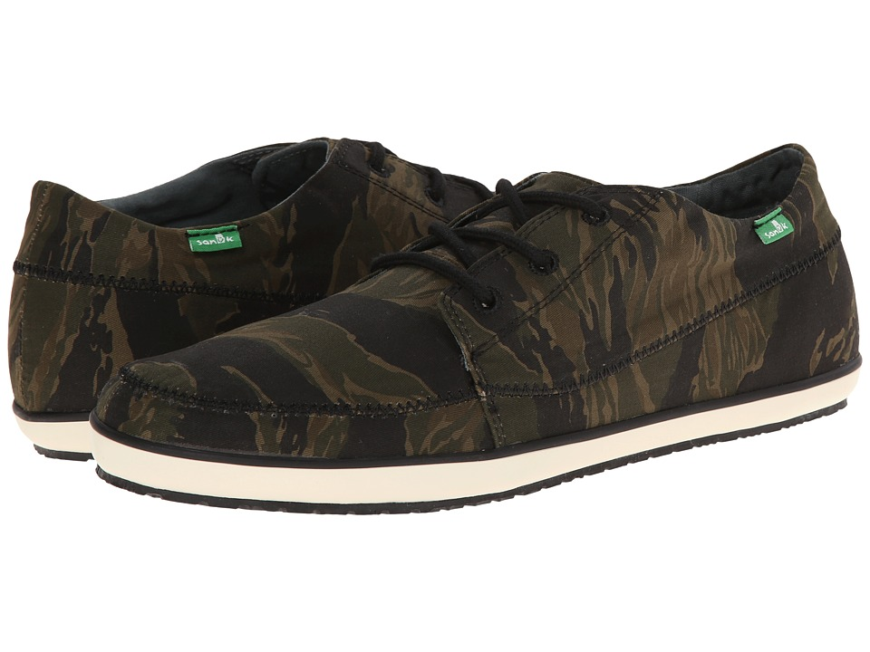 Sanuk - Cassius Camo (Tiger Camo Army) Men