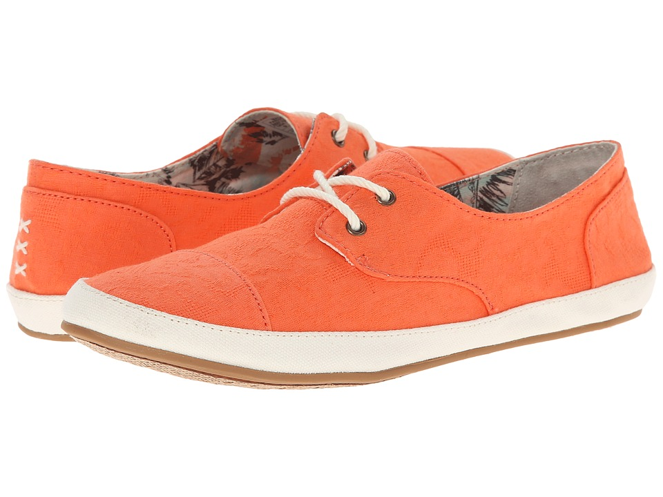 Reef - Escape (Coral) Women's Lace up casual Shoes
