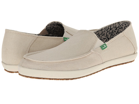 Sanuk - Casa (Natural) Men's Shoes