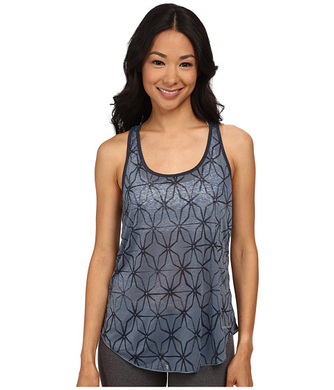 Brooks - Versatile Lite Tank (Storm Lattice/Midnight) Women's Sleeveless