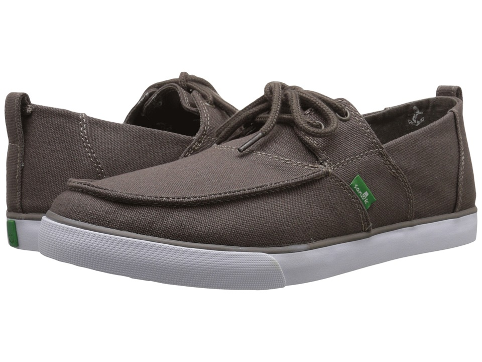 Sanuk - Offshore (Brindle) Men's Slip on Shoes
