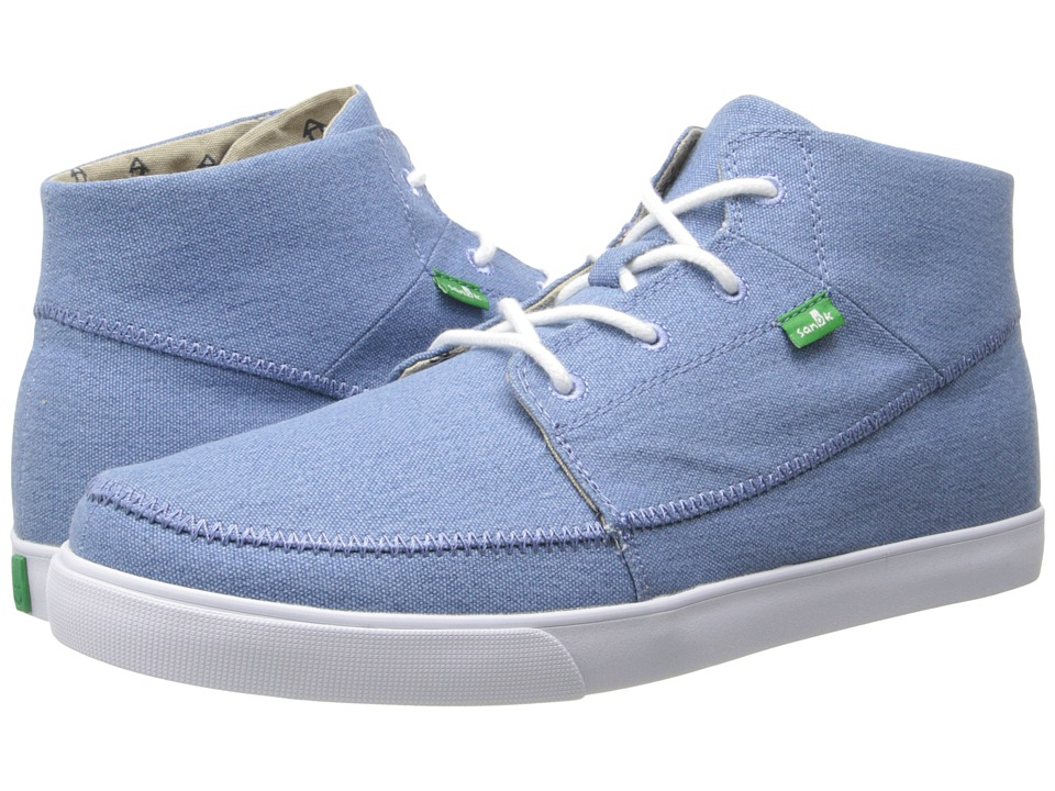 Sanuk Highrise (Blue) Men