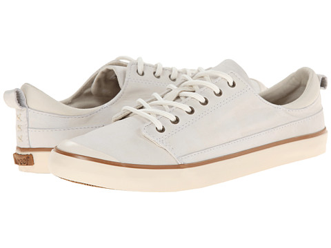 Reef - Walled Low LE (White) Women's Lace up casual Shoes