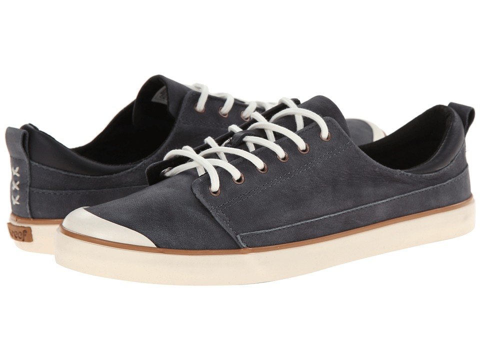 Reef - Walled Low LE (Dark Grey) Women's Lace up casual Shoes
