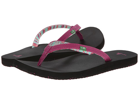 Sanuk - Maritime 2 (Berry) Women's Sandals