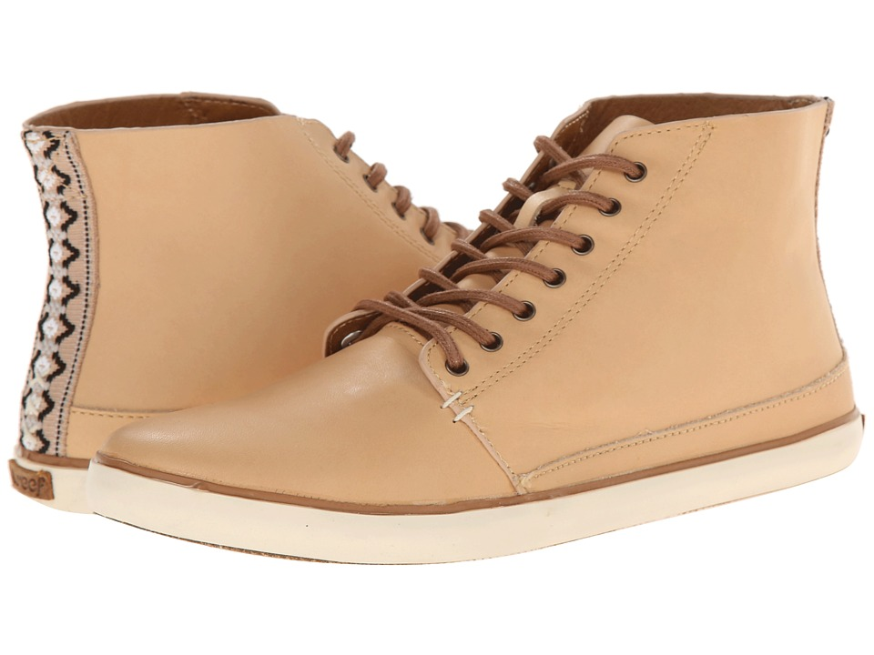 Reef - Walled LE (Tan) Women's Lace up casual Shoes