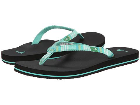 Sanuk - Maritime Funk (Seafoam Multi) Women's Sandals