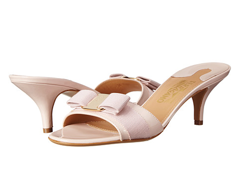 Salvatore Ferragamo - Glory (Macaron) Women's Dress Sandals