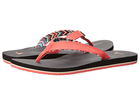 Sanuk - Springwater (Watermelon) Women's Sandals