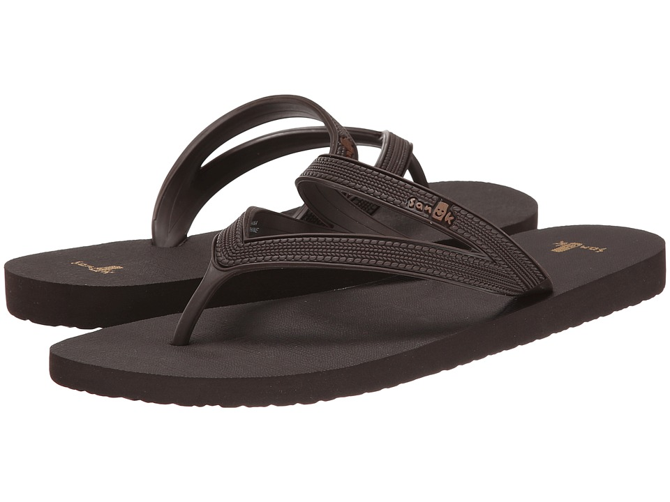 Sanuk - Selene (Brown) Women's Sandals