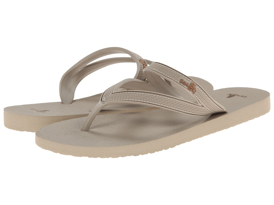 Sanuk - Selene (Natural) Women's Sandals