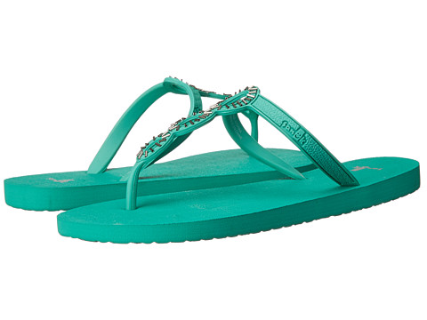 Sanuk - Ellipsis (Seafoam) Women's Sandals