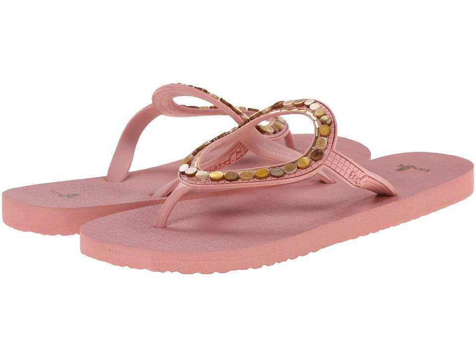 Sanuk - Ibiza Luna (Rose) Women's Sandals