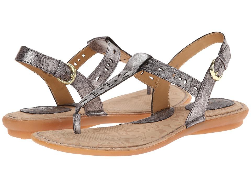 b.o.c. - Charel (Pewter Metallic) Women's Shoes