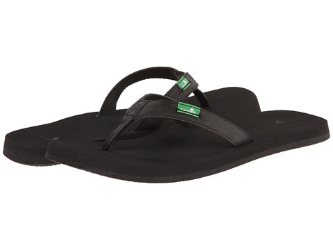 Sanuk - On The Rocks (Black) Women