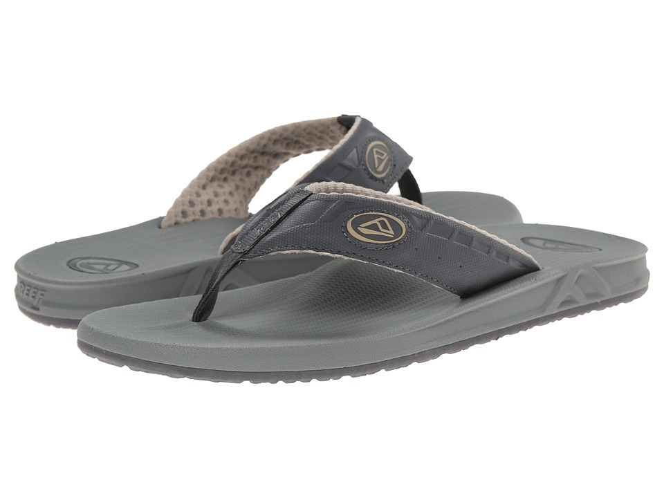 Reef - Phantoms (Griffin Grey/Safari) Men's Sandals