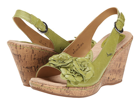 b.o.c. - Litzy (Spring Green) Women's Shoes
