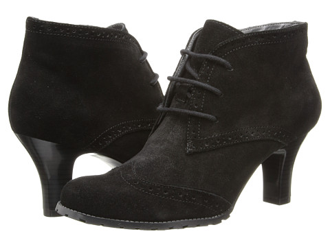 Aerosoles - Sleep In (Black Suede) High Heels