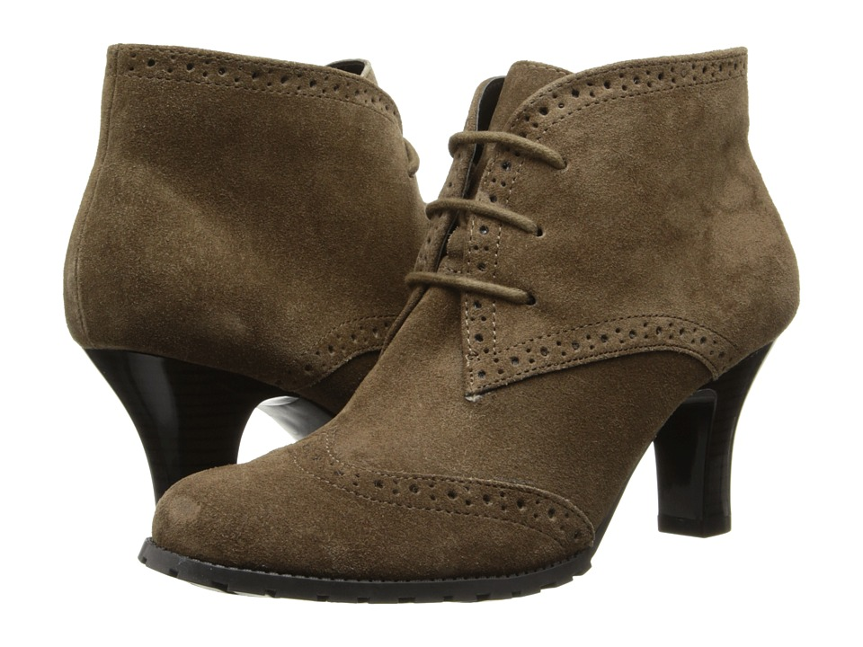 Aerosoles - Sleep In (Mid Brown Suede) High Heels
