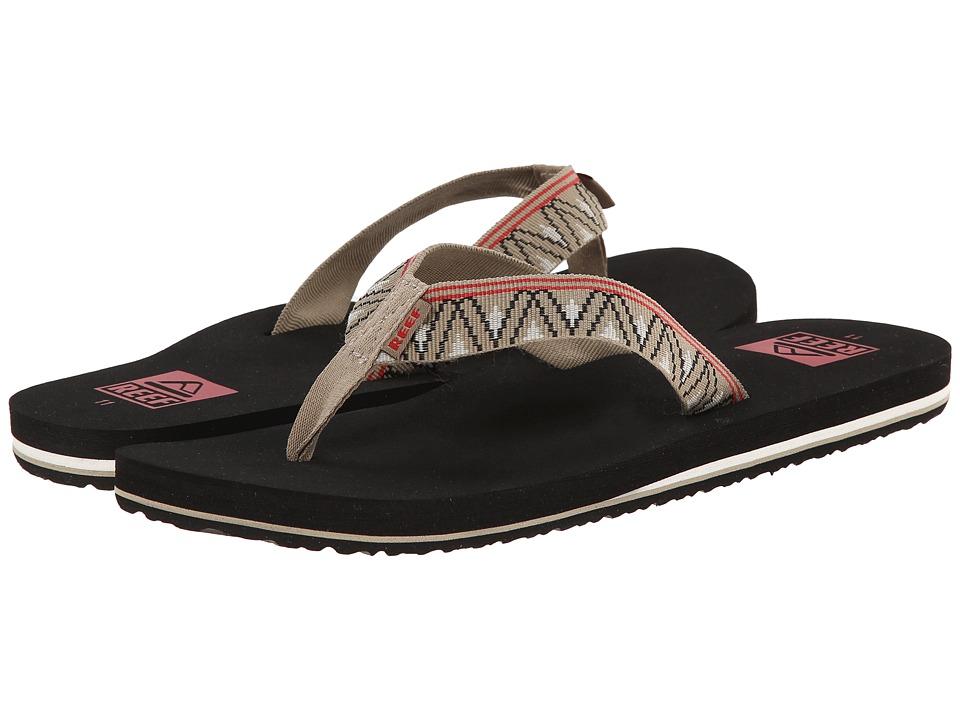 Reef - Ponto (Brown) Men's Sandals