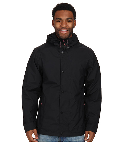 The North Face - Afton Rain Jacket (TNF Black) Men's Coat