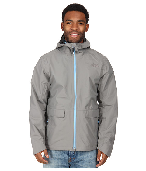 The North Face - Foxtrot Jacket (Pache Grey) Men