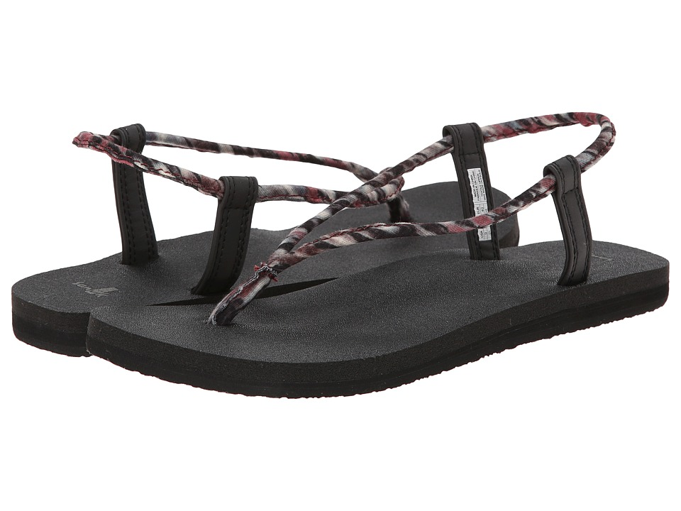 Sanuk - Yoga Sling Fling (Dusty Purple/Multi) Women's Sandals