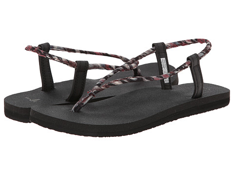 Sanuk - Yoga Sling Fling (Dusty Purple/Multi) Women